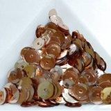 スパンコール1453 亀甲6mm ゴールド 2g