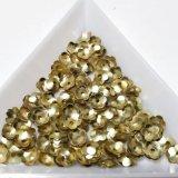 スパンコール 1087 ゴールド プリンセスフラワー 5ミリ 1g