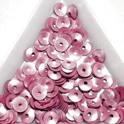 画像1: スパンコール限定269 カップ5.5mm ピンク 1g