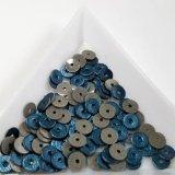スパンコール1018 平5mm ブルー 1g